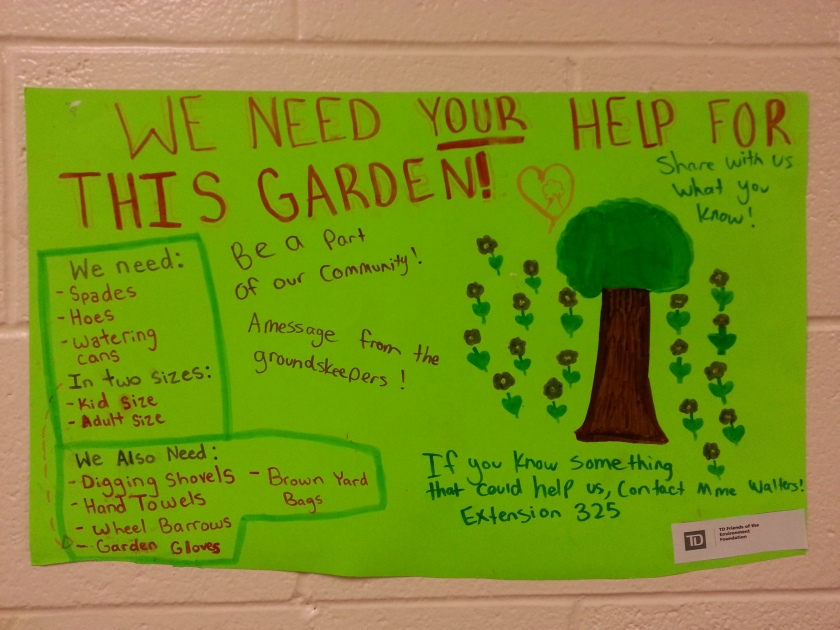 groundskeepers poster