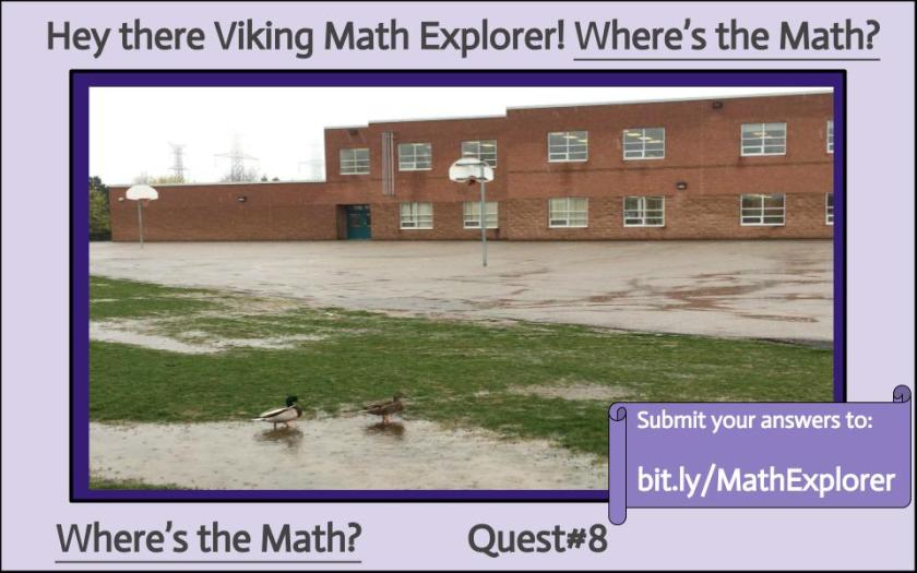 Where's the Math- Quest#8