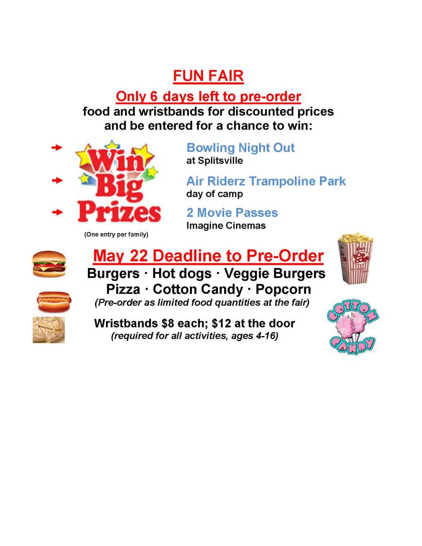 Blog May 17 2019 Fun Fair